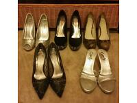 Joblot 5 womens footwear