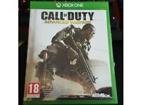 Call of duty advanced warfare for xbox one