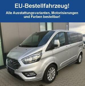 Ford Tourneo Custom Titanium L1 2.0TDCi 185PS ALU PDC
