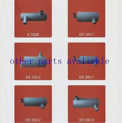 Muffler 4638628 For Hitachi Excavator Zx450-3 Zx470h-3 Zx500lc-3 Engine 6wg1