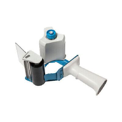 Heavy Duty 3-inch Hand-held Industrial Side Loading Gun Tape Dispenser
