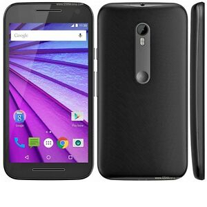 Moto G3 Smart Phone ONLY