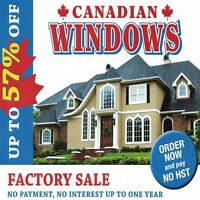 ✿ ✿ ✿  WINDOWS AND DOORS  ✿ ✿ ✿   October Special   ➼  57% Off