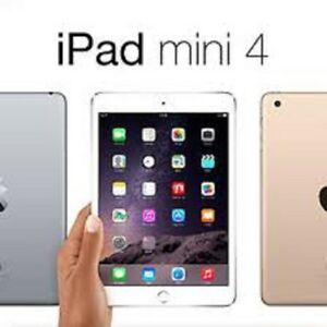 brand new ipad mini4 128gb/Wi-Fi/Cellular $519.99