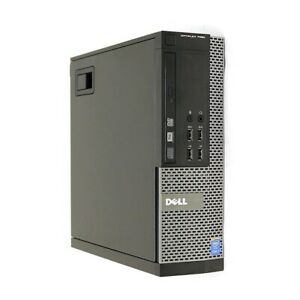 Dell OptiPlex 7020 4th Generation i5 Quad-Core processor, SFF