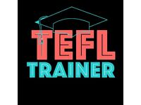 Learn to Teach and Become TEFL Certified online or in 1 month in Madrid or Valencia