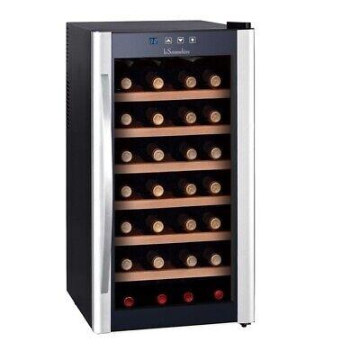 Vinoteca La Sommeliere para 28 botellas de vino VN 28K