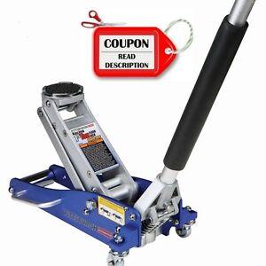 Pittsburgh Floor Jack Other Shop Equipment Ebay