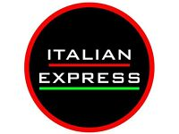 EXPERIENCED Pizza Delivery Drivers Required For Manchester City Centre Pizza & Pasta Takeaway.