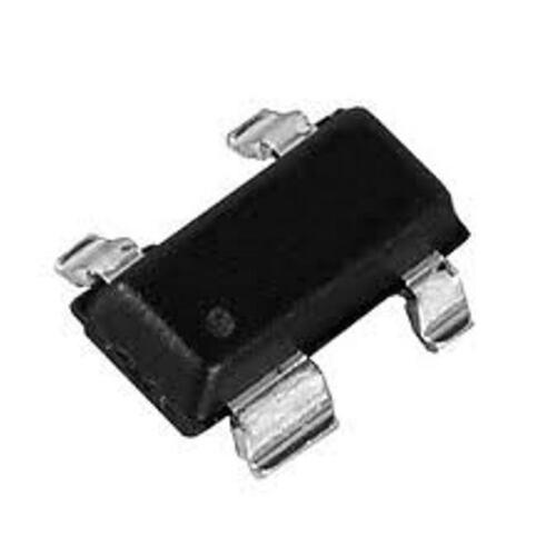Infineon BAR61E6327 100V 140mA PIN Diode Attenuator, Triple Pai, SOT-143, 25pcs
