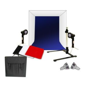 Table Top Portable Photo Studio Light Kit 16