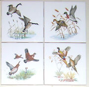 Ceramic Tile Ducks