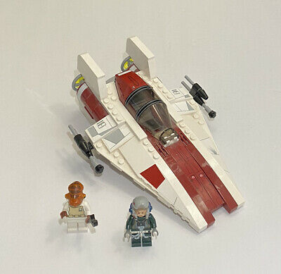 Retired LEGO Star Wars A-wing Starfighter 75003