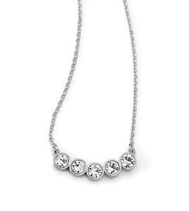 LIA SOPHIA CUMULUS NECKLACE