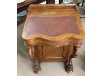 Beautiful antique Davenport desk