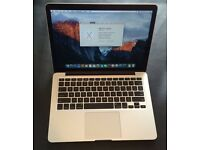 "Apple MacBook Pro 13.3"" Retina Display - a1502 - Mid 2014 - Intel i5 - 2.6ghz"
