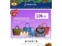 Marvelous range of mandala bags