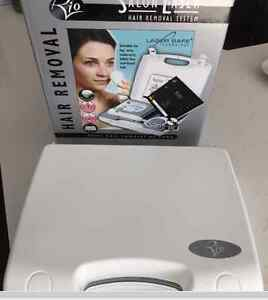 Garage sale - BRAND NEW- Rio Salon Laser Hair Remover- $125