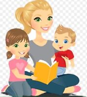 Seeking Amazing Relief Nanny for November!