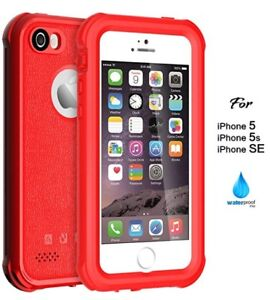 iPhone 5 5s SE IP68 waterproof case