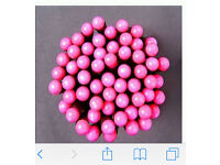 Mini cherry pink led lights. 240