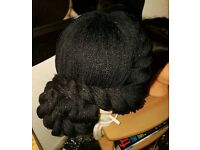 Twisted wig cap for sale
