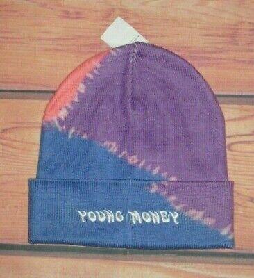 MENS AMERICAN EAGLE YOUNG MONEY LIL WAYNE BEANIE - Lil Wayne Hats
