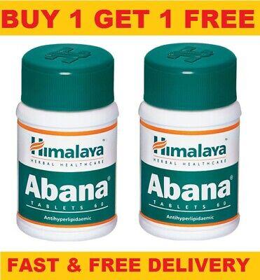 Herbals Ayurveda Himalaya Abana For Hypertension Heart Care Herbally |60 Tablets