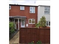 A spacious three bed mid terrace property in Warndon £725 pcm