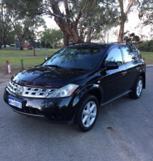 2005 Nissan Murano Ti Wagon Auto Bayswater Bayswater Area Preview