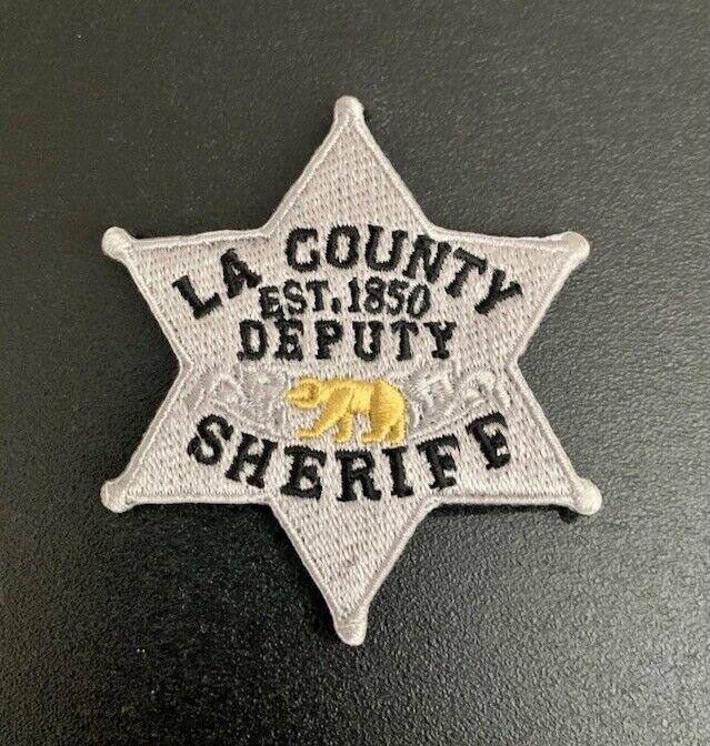 Los Angeles County Sheriff Department Millennium Patch