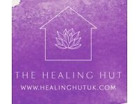 The Healing Hut Beauty and holistic therapy, Reiki, Facials, Sienna x spray tan, tarot, meditation