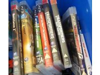 Ps3, 8 games & extras