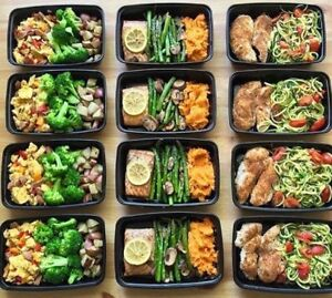 SUMMER PROMO! CUSTOMIZED MEAL PLANNING!