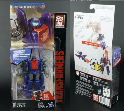 Generations Combiner Wars Legends Viper Action Figure 8CM Toy New