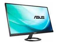 ASUS VX279Q 27 inch LED IPS Monitor - IPS Panel, Full HD, 5ms, Speakers, HDMI