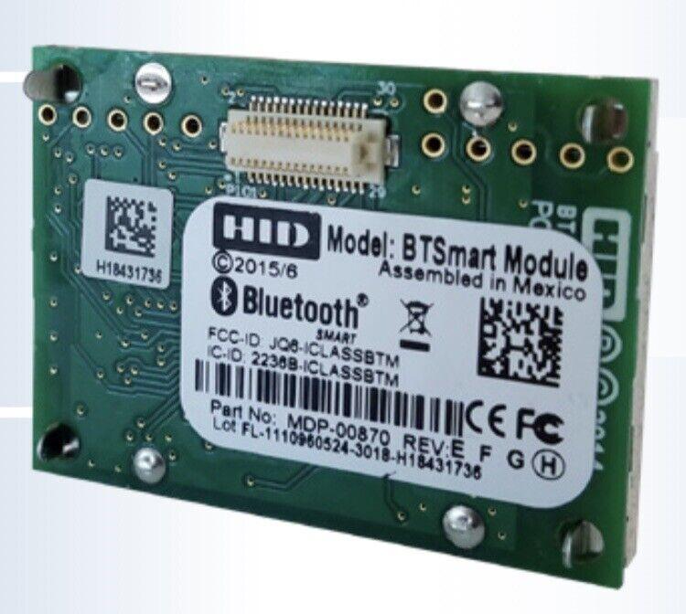 HID IClass SE & MultiClass SE Bluetooth & OSDP UPGRADE KIT