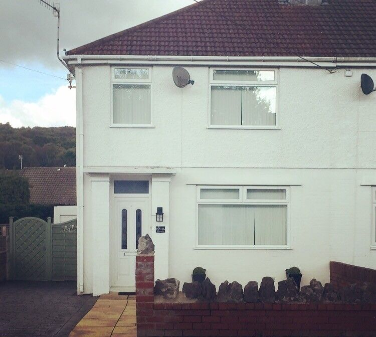 3 Bedroom Semi Detached House to Rent Capel Road, Clydach Swansea