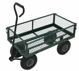 Wanted Pull Along Cart
