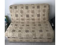 *FREE Mechanical Futon with removable cover
