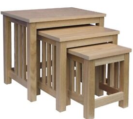 Nest of tables 3 pcs