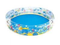 Brand new best way 3 ring pool