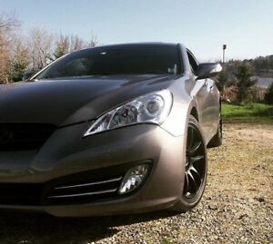 2011 genesis coupe 3.8 V6 6speed
