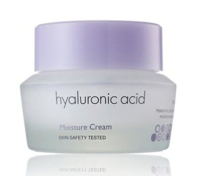 Its Skin Hyaluronic acid Moisture Cream 50 ml High Moisturizing & Wrinkle Care
