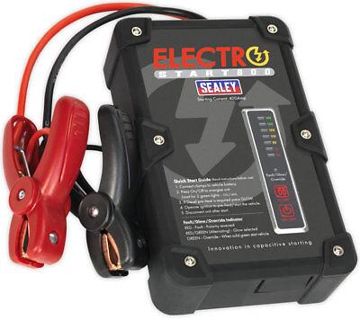 Sealey E/START800  Batteryless Power ElectroStart 800A 12V Battery Jump Starter