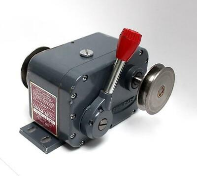 Zero-max E1 Ccw Drive Speed Reducer 0-400 Motion Control Gear Box Good - Tested