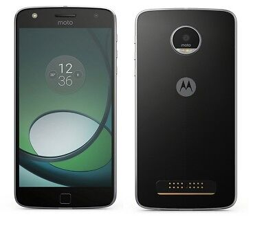 Motorola Moto Z Play Droid Black (Verizon) Unlocked Smartphone Cell Phone XT1635