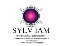 Sylviam International clairvoyant Psychic Readings