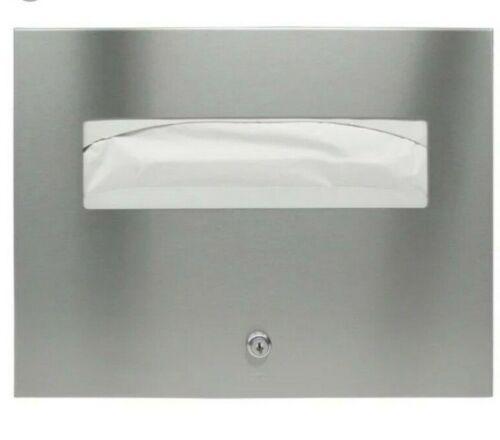 Bobrick Trimline Toilet Seat Cover Dispenser 3013 Stainless Steel