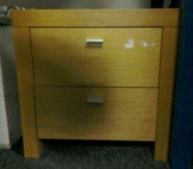 Bedside cabinet #28502 £29